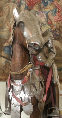 Hermitage Mailed Knight